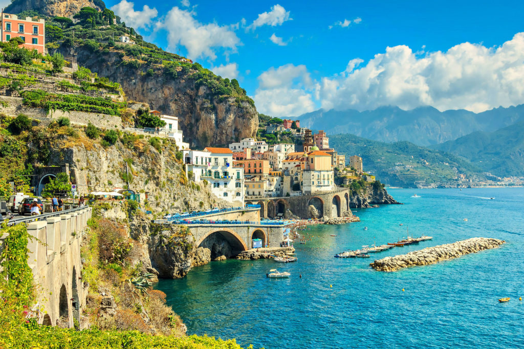 10 best places in Italy