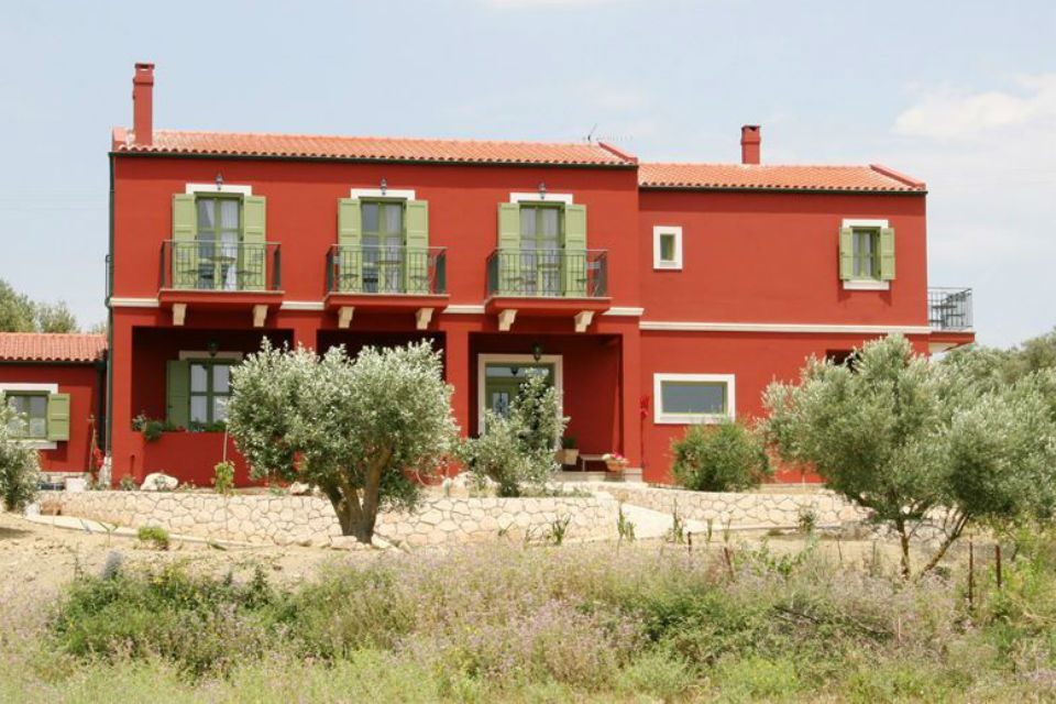 Volidiera Guesthouse Havdata
