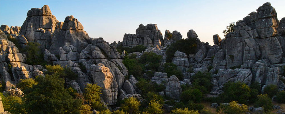 Torcal de Antequera - wandelroutes Andalusie