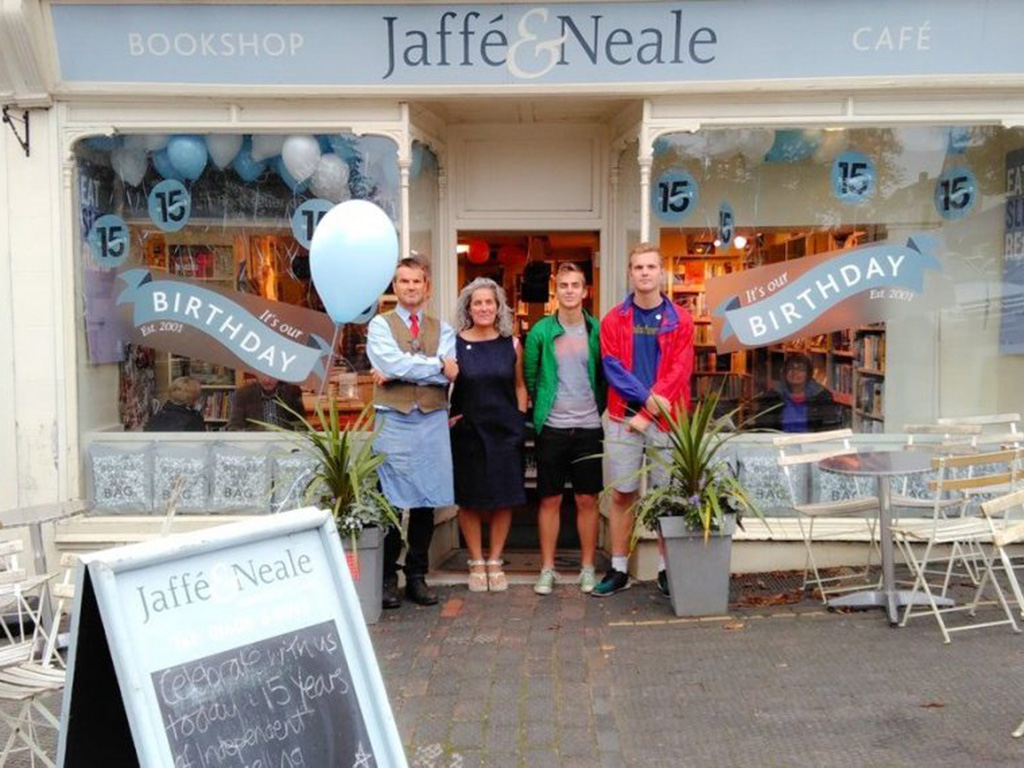 Jaffe-and-Neale